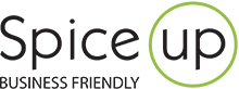 Agence Événementielle Paris – Spice Up Logo