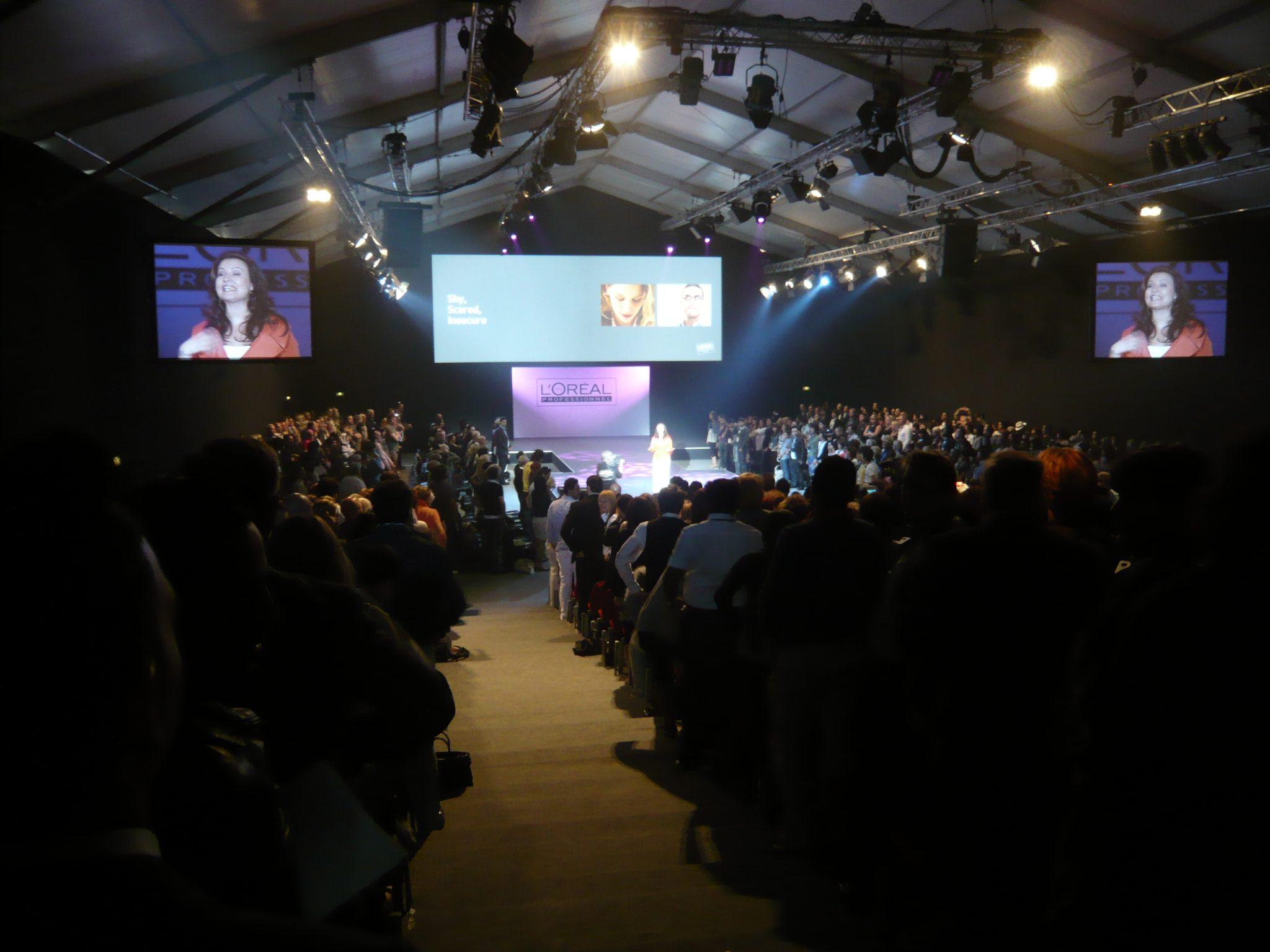 Organisation de convention par agence événementielle Paris Côte d'Azur